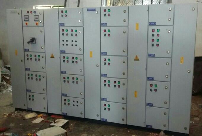 ETP PANEL - by JP ELECTRICAL & CONTROLS, greater noida