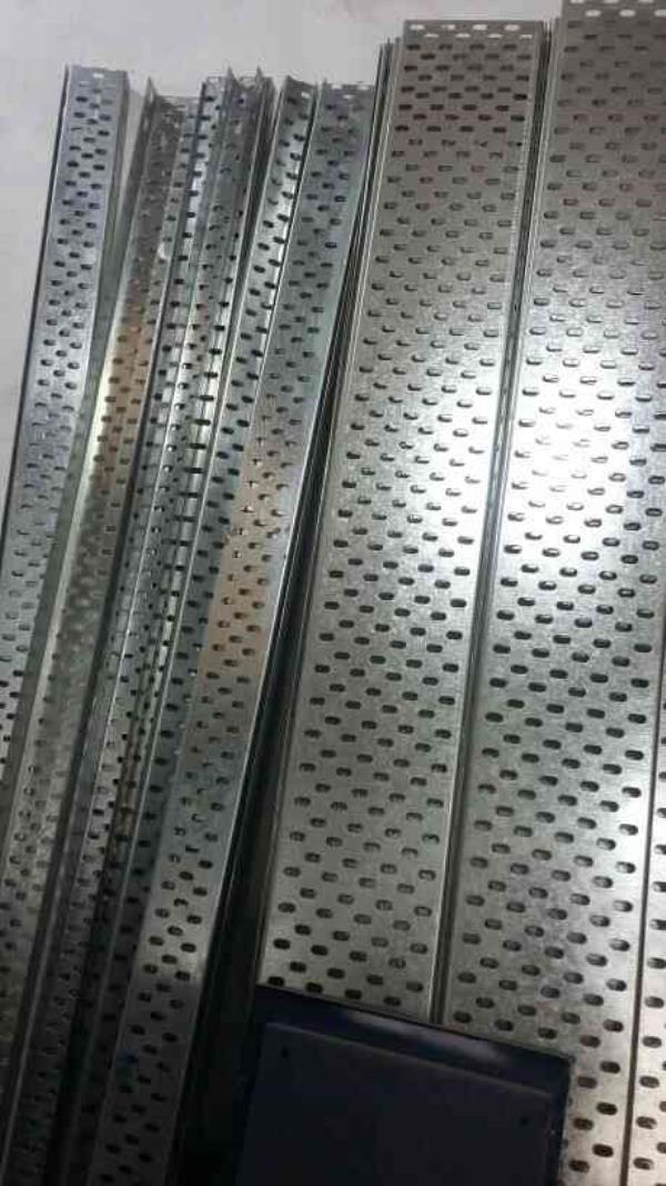 GI PERFORATED CABLE TRAY - by JP ELECTRICAL & CONTROLS, greater noida