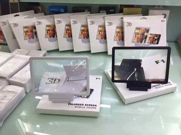 latest 3D SCREEN For All mobile Phones In Delhi - by NRN, New Delhi