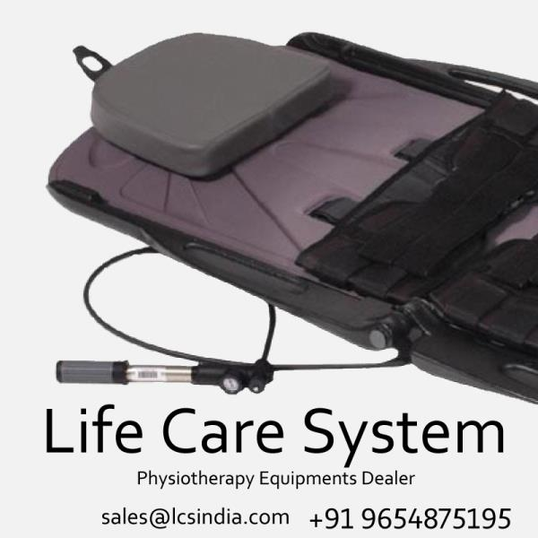A wide range of durable Surgical Equipments are available at single window named at Life care. We are one of the leading Surgical Equipments manufactures and exporters read more detail... http://www.lcsindia.com/  spinal traction machine de - by Physiotherapy equipments dealer in delhi |Life Care Systems, Ghaziabad