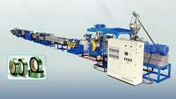 We are Rajkot based very fine quality of pp strap making machine manufacturer in Rajkot. - by Mascot Electrotek, Rajkot