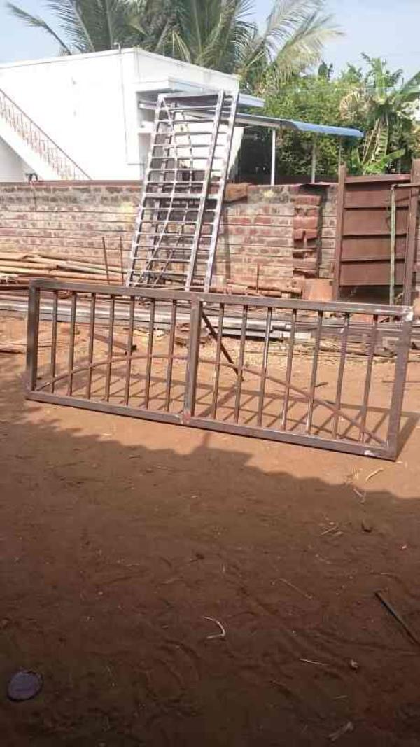 we are the best gate grill works in Edapadi  - by Sree Sakthi Engineering Works, Edapadi