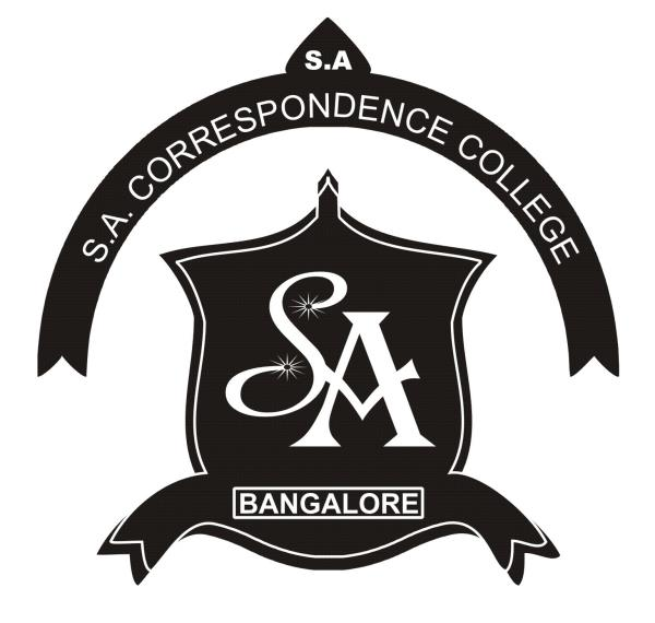SA Correspondence College  Distance learning courses are becoming increasingly popular as a mode of education and are being utilized by professionals and students from around the world. Whether seeking professional development, new skills - by S A Correspondence College, Bangalore