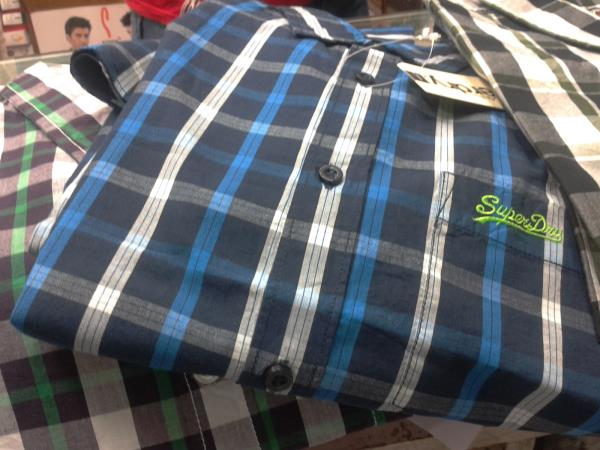 the great cotton shirt buy 1 get 3  from arvind cotton  - by stopandselectnx, mumbai