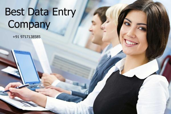 we want to emphasize that the jobs are very simple to do and they will only require approximately 1 to 2 hours from your day. Working in this manner is very ideal for anyone that wants to operate from the convenience of their own home.   on - by Best Data Entry Company, New Delhi