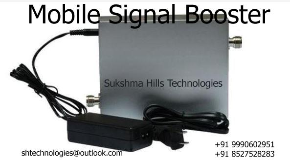 Sukshma hill offer single band, dual band, 3G and tri band mobile signal booster as per the need of our clients. You can Choose any of the following mobile signal boosters as per your requirement.  mobile signal booster supplier in lajpat n - by Mobile Signal Booster|Sukshma Hills Technologies, delhi