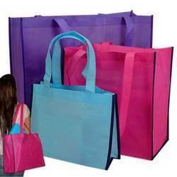Non Woven Bags:-  we Ashish Enterprises are renowned manufacturer and supplier of an attractive collection of Non Woven Bags, Printed Non Woven Bags, Handle Loops Bags, Non Woven Shopping Bags and Paper Bags. These bags are intricately desi - by Ashish Enterprises, Delhi