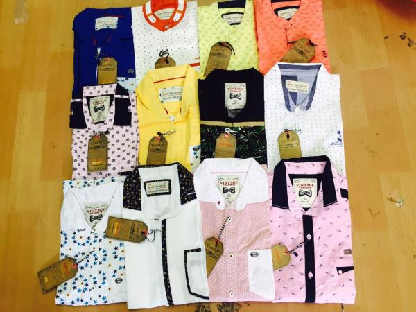 We are best price of casual shirt  - by Khetlaji Apparels, Chennai