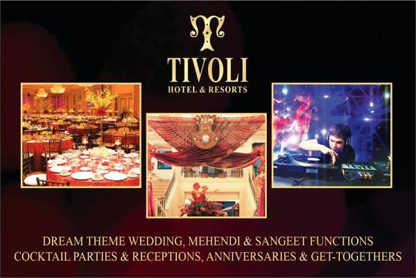 Plan your special occasions really special with #banqueting and #hospitality exprtise. Contact us @ #TivoliGarden (Chattarpur Mandir Road): 9818553333, #TivoliGrand (Main GT Karnal Road): 9212466424, #TivoliPushpanjali (Airpo - by Tivoli Hotels & Resorts, Delhi