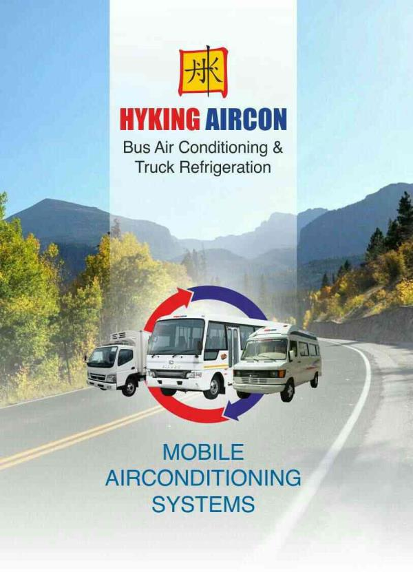 Automatic airconditioner for  truck - by Hy king Aircon, Hyderabad