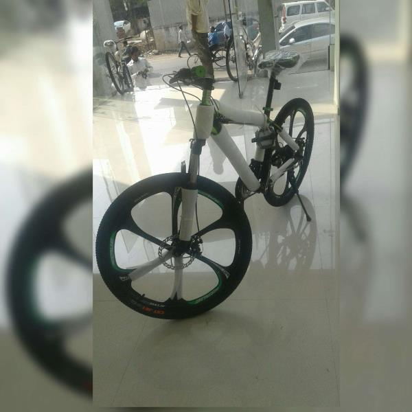 Bicycles for STAMINATED  guys - by Ashapura Cycle Mart, Pune