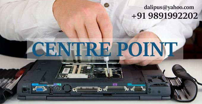 At Centre Point we buy dead laptops and make full utilization of it, either by making it work or using all they working components of it. We provides quality laptop repair services to help people and companies to enjoy the value brings with - by ERP Solutions in india | 9654195383, Delhi