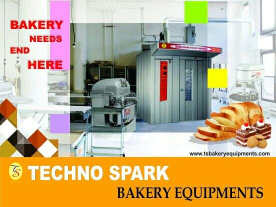 catlog - by Techno Spark Bakery Equipments, Coimbatore