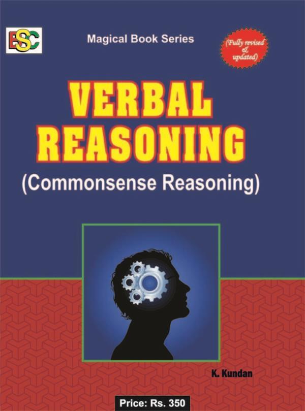 VERBAL REASONING (COMMONSENSE REASONING) - by BSC Academy Rajendra Place, Delhi
