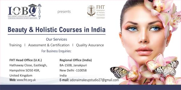 Adonai Beauty Make-up Studio and Beauty Academy Adonai Beauty Academy presents Short and Long term courses in Beauty and Holistic Sector. Step into the glamorous world of beauty with a course of your choice and start from the basics.   Why  - by ADONAI BEAUTY ACADEMY - 8010557722, West Delhi