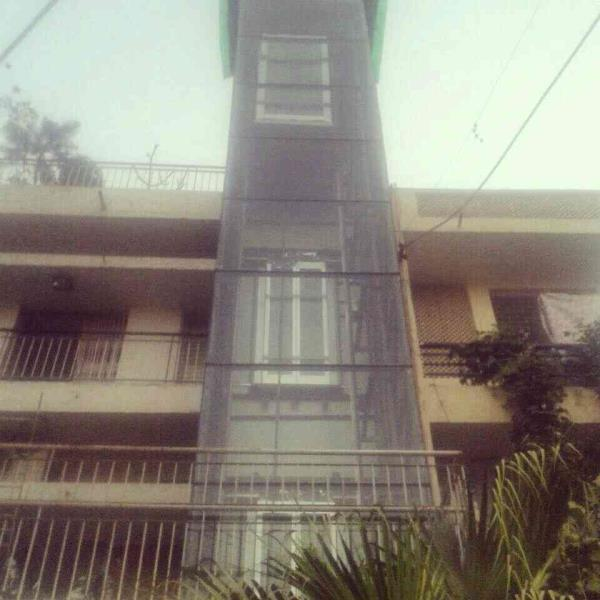 We have completed structure with lift at Hauzkhas,  New Delhi. - by Vertex Lifts India Pvt Ltd, New Delhi