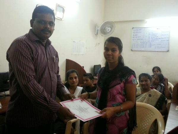 best caller of the month  - by Yrk Foundations, Chennai