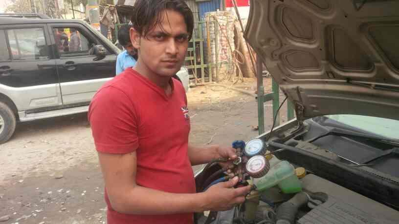 Ford srbis senta - by City Motors, Ghaziabad