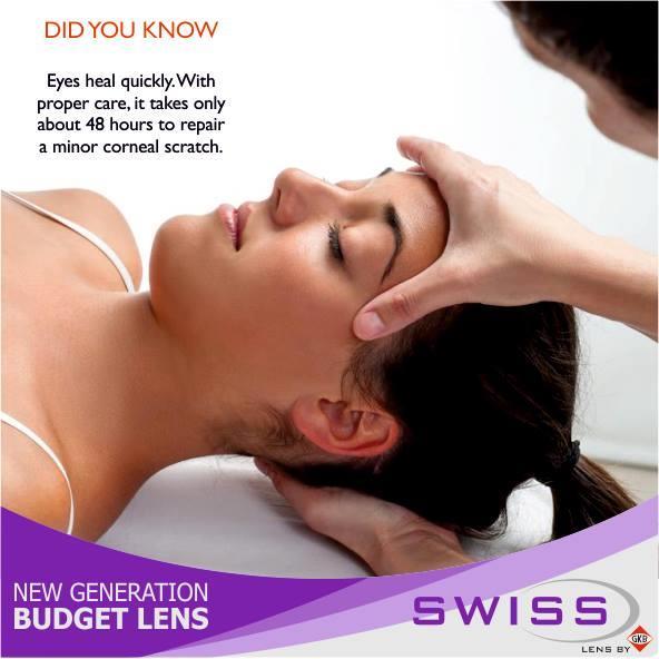 Get 30% off on Swiss lens - by Goa Optical, New Delhi