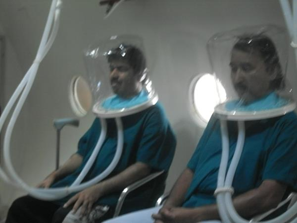 First and Only Multiplace Hyperbaric Oxygen Therapy Center in North Maharashtra  - by Dr. Bhamres Nulife Oxygen Clinic, Nashik