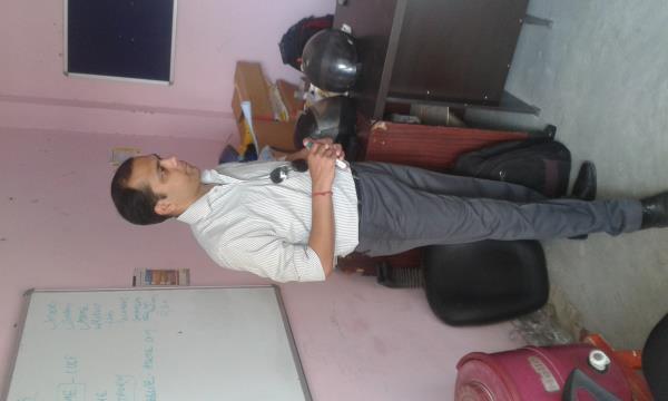 Training Session - by Sibal Coaching Center, Delhi