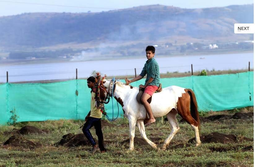 Horse Riding in Nashik - by Nisarg Raja Agro Tourism, Nashik