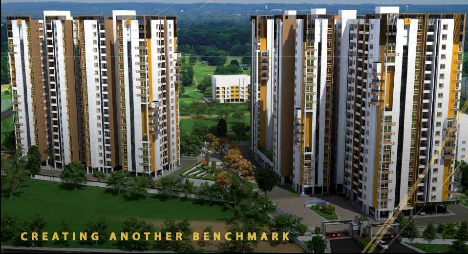 Senorita. Spacious three bedroom apartments with the best amenities that supports your aspirations and lifestyle. - by Preprop properties, Bangalore