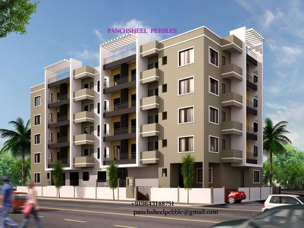 Panchsheel Pebbles Group has effectively conveyed numerous projects effectively in Ghaziabad and vaishali, new purpose-built self-contained residential unit in a building, whereas the word flat means a converted self-contained unit in an ol - by Panchsheel Pebbles, Ghaziabad