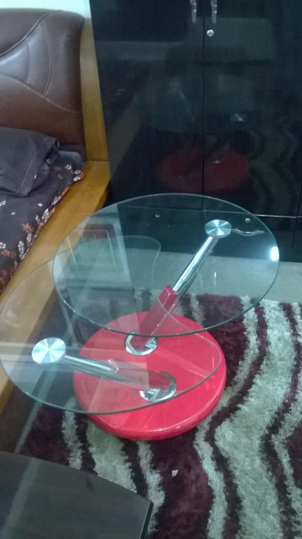 Dear All,  we have a best range of unique home furniture and all kinds of home decorations , gift items are available here. excellent glass table with solid base. address-: furnicom furniture , pakhowal road, ldh. contact and whatsapp -: 97 - by Indo Gift Gallery, Ludhiana