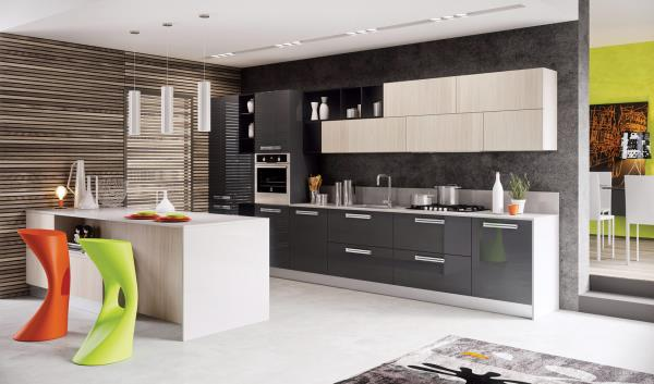 Modular Kitchens  Branded durable Modular kitchen  Modular kitchen in Shalimar Bagh - by Hp Interio, Delhi