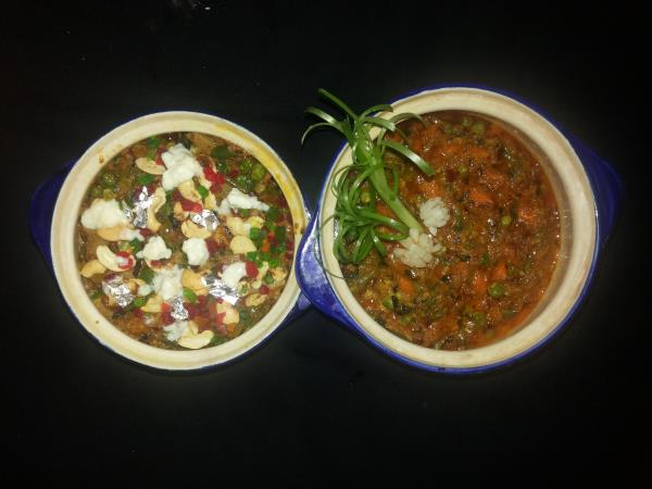 3rd and 4th feb. PUNJABI vegetables.  50 types of vegetables: various types of graveys and masaala  15 practicals 5th and 6th MOGLAI vegetables   21 types of vegetables  10 practicals  - by Anjali's Rasoi Veg Cooking Classes, Nashik
