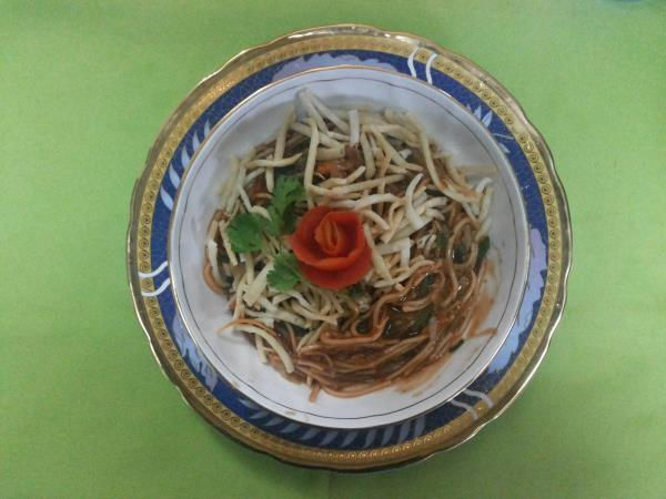 VEG. CHINESE dishes 8th and 9th feb 30 types 15 practicals   - by Anjali's Rasoi Veg Cooking Classes, Nashik