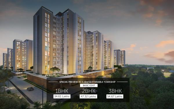 Assetz Lifestyle is one of the popular residential developments in Kodathi, neighborhood of Bangalore. It is among the ongoing projects of its Builder.  - by Preprop properties, Bangalore