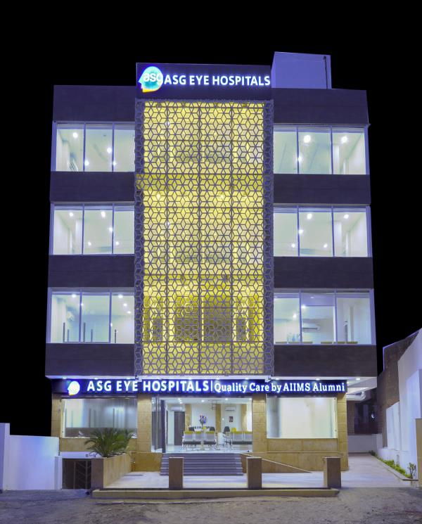 ASG Eye Hospitals is a chain of super- specialty eye hospital serving in 15 cities with 19 operational specialty eye hospitals and 2 under project. Successfully treated over seven lakh patients till date and are pioneers of the latest techn - by ASG Eye Hospital, Jodhpur