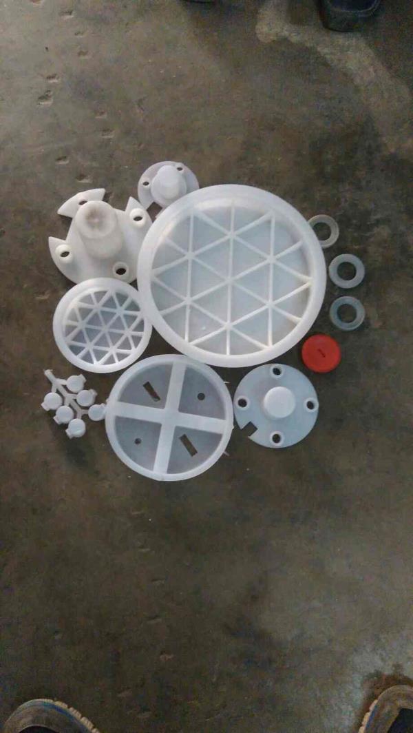Plastic Submersible Spare Manufacturer in Rajkot - by Varudi Enterprise , Rajkot