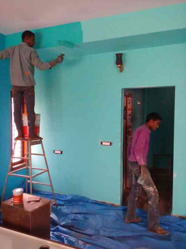 Professional painters in Bangalore. Residential re painting experts. PAINTERWALE.COM  - by Painterwale, Bengaluru