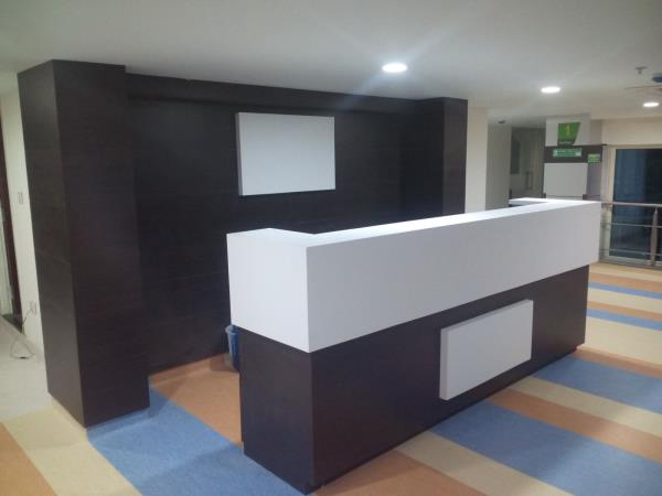 Reception Design Latest Project - by Thanishka Enterprises, Chennai