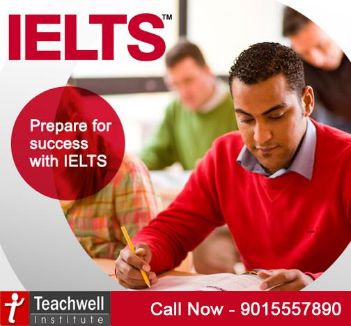 Are you ready for IELTS?? Now is the Right time to get the advantage. For more details on IELTS visit us now - http://www.teachwell.co.in/courses/ielts - by Teachwell Professional Studies Institute Pvt. Ltd.| GTB Nagar | 9310190899, Delhi