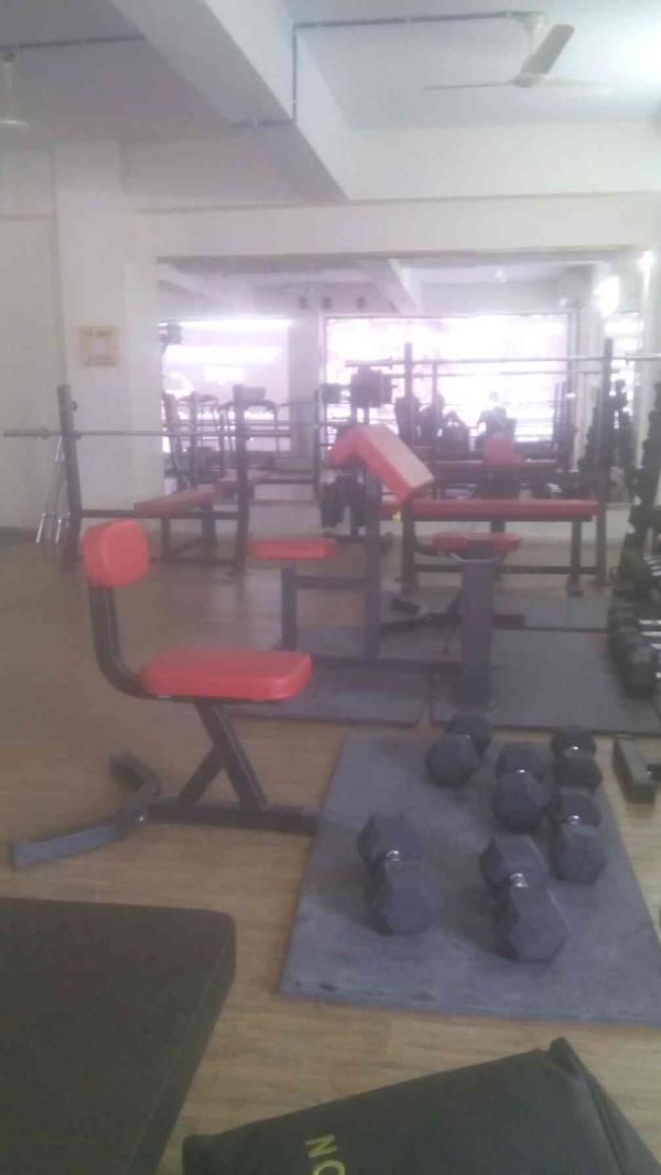 we rockstar gym is one stop solution for your fitness. - by Rokstat, Ahmedabad