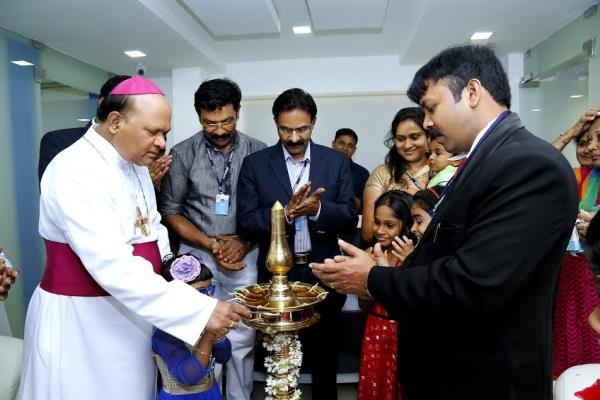 Lambing's Inauguration  Ceremony. - by Alpha Mary International Admission Guidance,overseas admission guidance in trivandrum, Thiruvananthapuram
