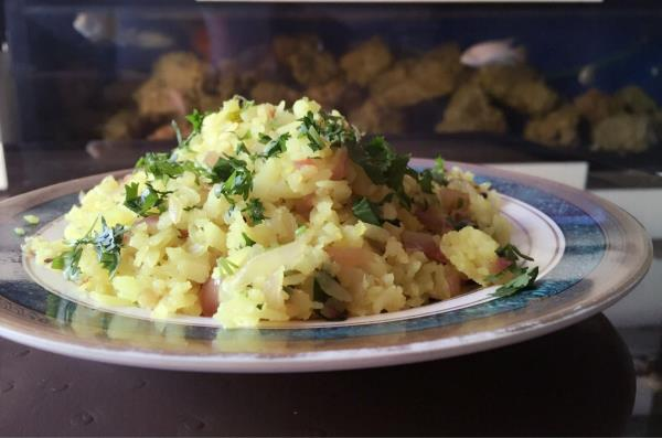 All Time Favorite POHA.. - by Anita Caterers, Mumbai