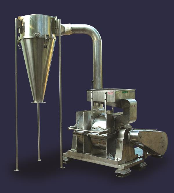Impact Pulverizers: Impact pulverizers are recommended for size reduction requirements of slightly moist to very hard materials like coconut shells, wood pieces, stones etc. Instead of screens.Impact Pulverizers have an adjustable whizzer c - by Sri Ganesh Mill Stores, Coimbatore