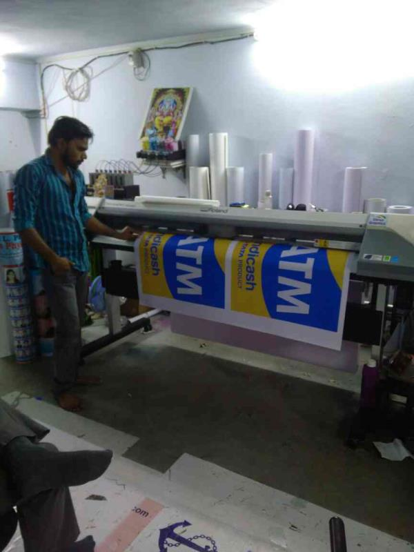 Solvent and Eco solvent printing Quality printing available in shree graphics call :9988556633  - by Shree graphics, Ahmedabad