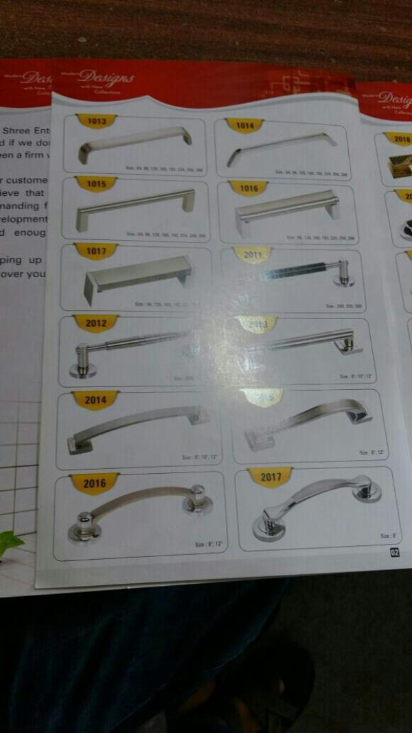We are Leading manufacturers of Best quality door handle in Rajkot.  - by Shree Enterprise Rajkot, Rajkot