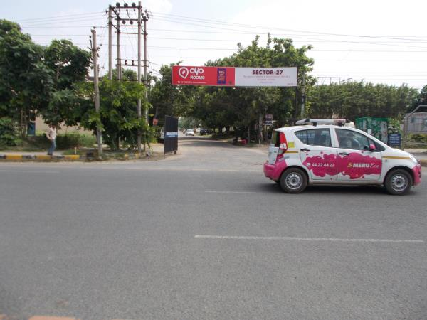 RWA BRANDING IN GURGAON  Currently, best outdoor option to reach your TG.  .#RWADisplay   For more detail: - by RWA BRANDING PAN INDIA,