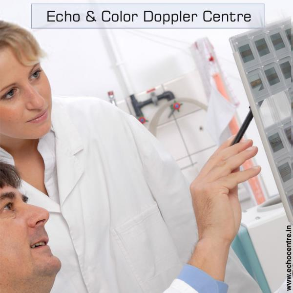 Today we boast of providing one of the best Echo & Color Doppler facilities in the area, where its not only the machine but also the man behind the machine is important to us. Every patient is a guest to us and we provide the state of art f - by Echo & Color Doppler Centre, delhi