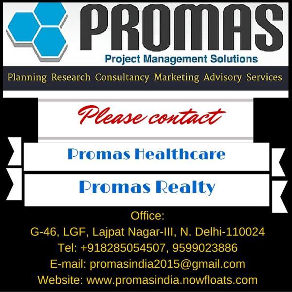 PROMAS INDIA - by Promas India, New Delhi