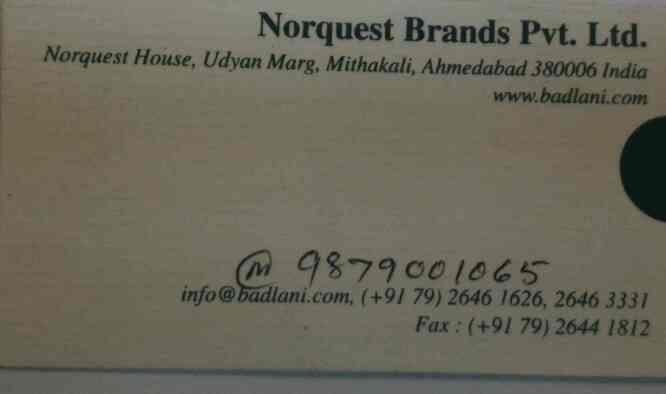 plz contact for eco friendly bags in ahmedabad  - by Norquest Brands , Ahmedabad