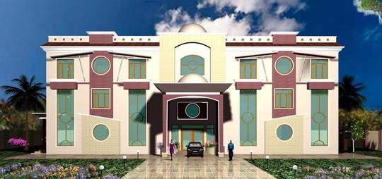 best marriage home in hindaun city - by Laxmi Palace, Sawai Madhopur