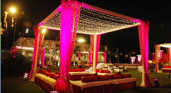 we are the best & big marriage home in hindaun city - by Laxmi Palace, Sawai Madhopur